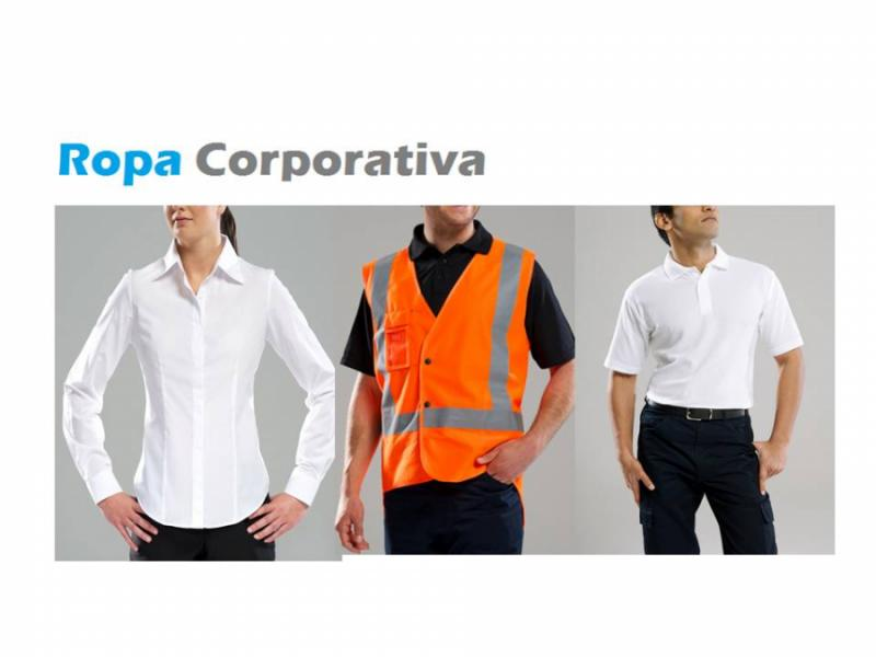 Ropa Corporativa