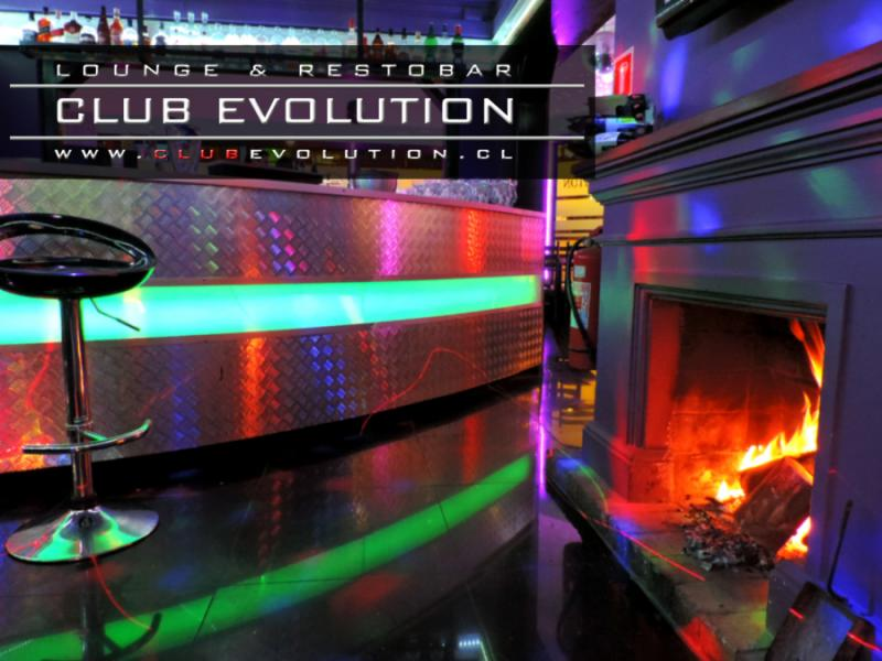 Club Evolution - Evoluciona