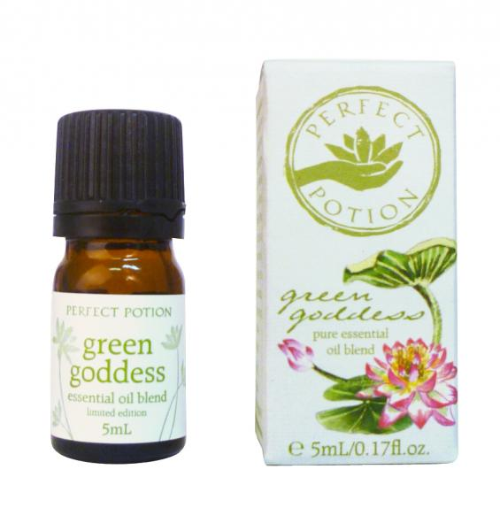 Green Godess Essential Oils Blend